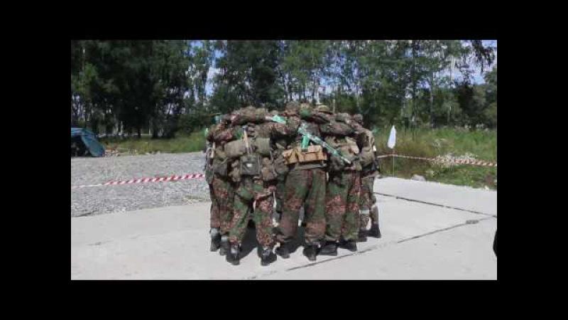 Все этапы конкурса «Отличники войсковой разведки»