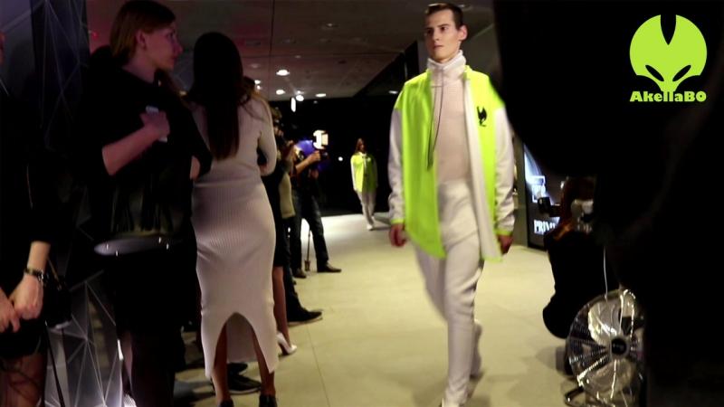 Akellabo-pokaz Ну вот и видео с показа @akellabo который состоялся при поддержке @fashionfuture в шоу-руме Audi City Moscow