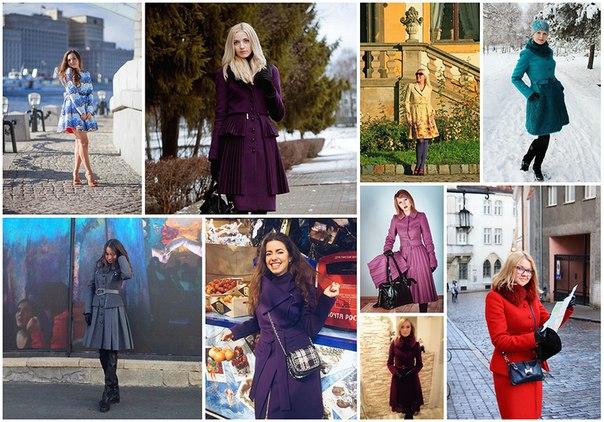 537eaac28b9c Пальто и платья. Модный дом Ekaterina Smolina | ВКонтакте