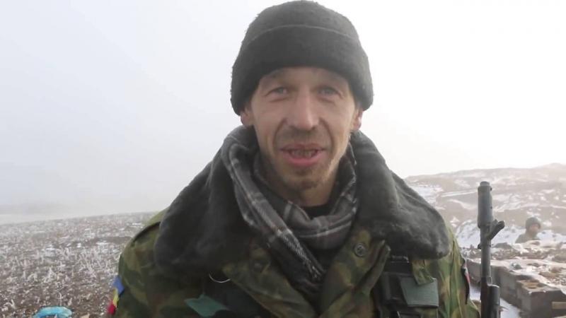На передовой в Дебальцево Debaltsevo Frontline. Shelling and Shooting