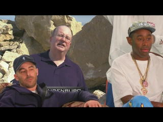 «Unexplained Structures» (Episode 2: Action Bronson, Tyler, The Creator, Knxwledge, Big Body Bes, The Alchemist)
