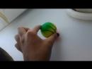 Новый мячик Максика,хехе