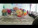 Праздник осени-танец с зонтиками