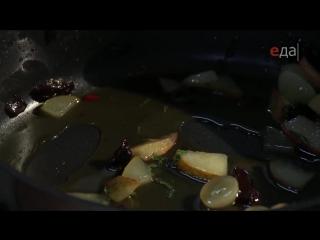 Небанальная кухня Павлова - Сладкие фаршированные перцы