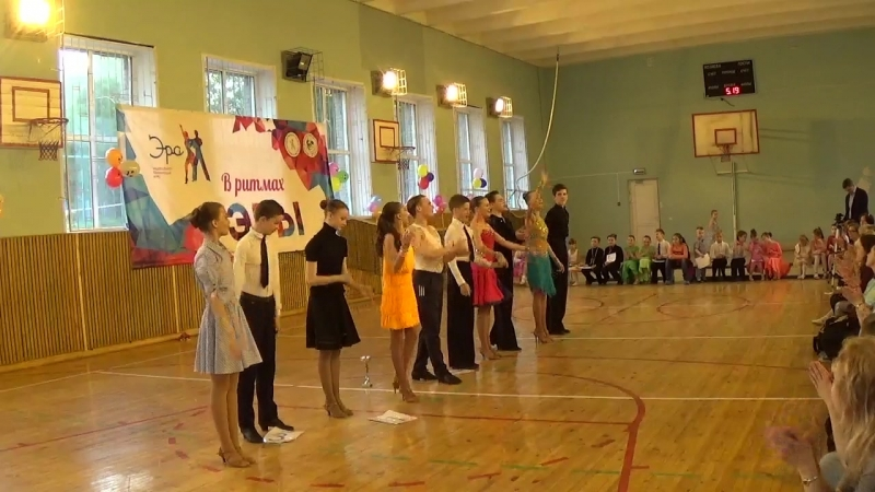 13)Кубок Кремля - коллективный постановочный танец