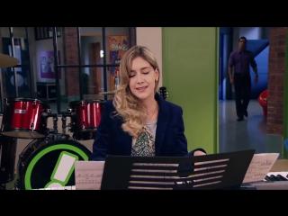 """Violetta׃ Momento Musical׃ Angie y Germán cantan """"Habla si puedes"""""""
