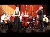 Варвара Валовиль Kuolema Tekee Taiteilijan концерт гитарного оркестра