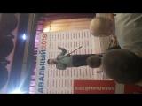 Леонид Волков отвечает на вопросы на открытии штаба в Смоленске (1 часть)