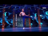 Танцы.Алёна Двойченкова