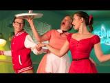 Золотые старики | Уникальная танцевальная короткометражка Stop-Motion