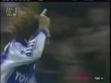 Гол Габриэля Батистуты в ворота лондонского Арсенала