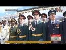 Выпускники Военно-медицинской академии в Петербурге сегодня принесли клятву врача
