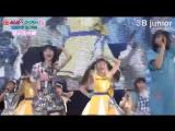 3B junior - Yuki no Silhouette [2016.09.24]
