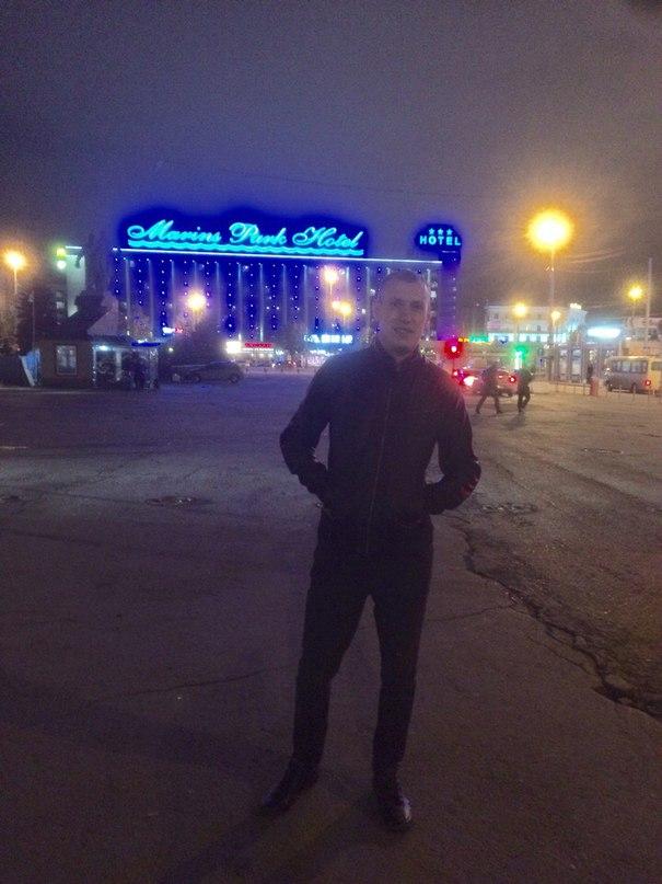 Dmitry Posin | Череповец