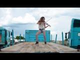 Subeme La Radio (Enrique Iglesias) - Electric Violin Cover - Caitlin De Ville