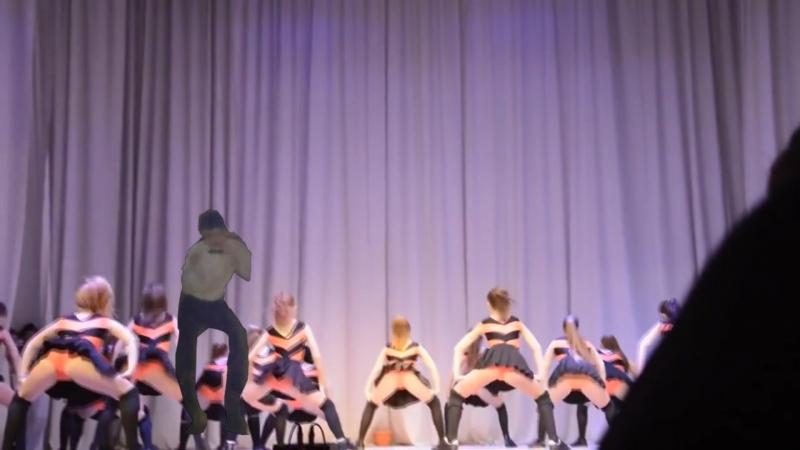 Pasha Sosok v tance