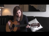 The Beatles While My Guitar Gently Weeps gabriella quevedo