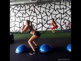 Lauren Drain Kagan1/гимнастика