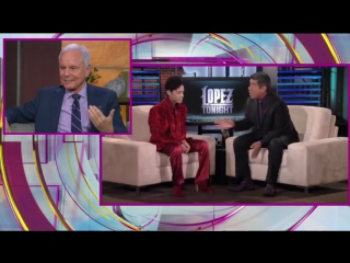 George Lopez recalls interview with Prince If he liked you, you felt special