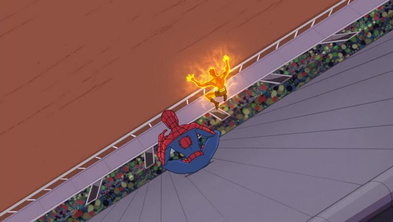 Грандиозный Человек-паук 2 сезон 11 серия (2008 – 2009) 720p