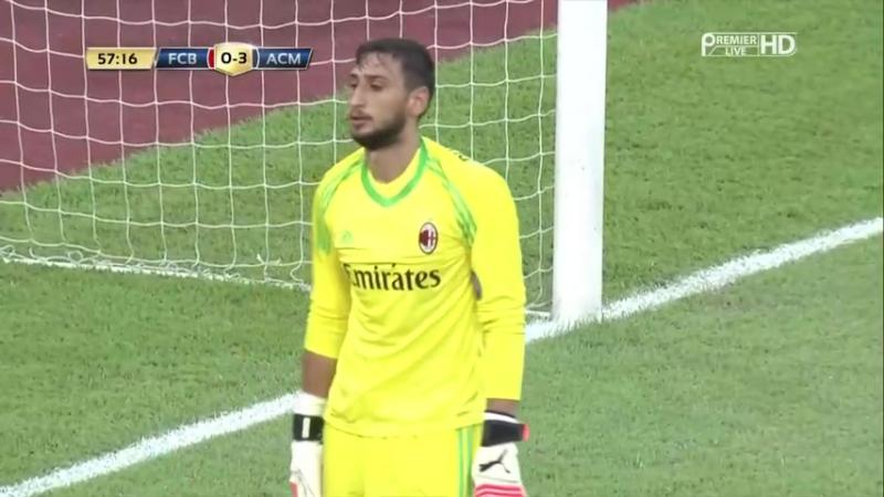 Бавария - Милан 0:4