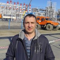 Анкета Александр Сарычев