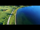 Rāznas ezers Latvia