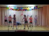 5-А, танец учителей физкультуры