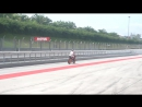 HRC Private Test -Marc Marquezs 2013 RC213V