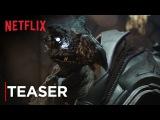 The Dark Crystal Age of Resistance Teaser HD Netflix