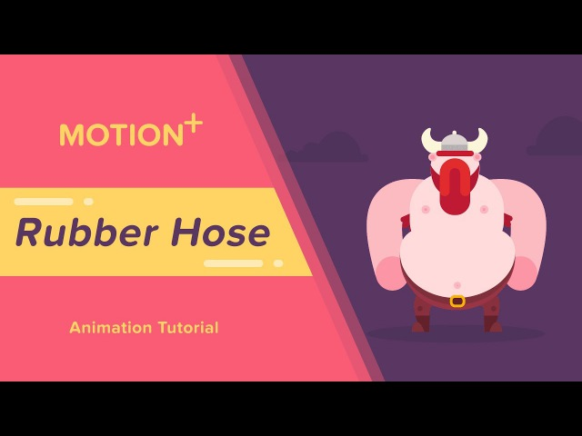 Motion - Rubber Hose V2 Rigging Script Tutorial - After Effects