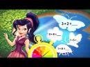 Передачи Disney Академия - Феи / Решаем примеры и задачи | любимые герои Disney - Сезон 1 эпизод 1