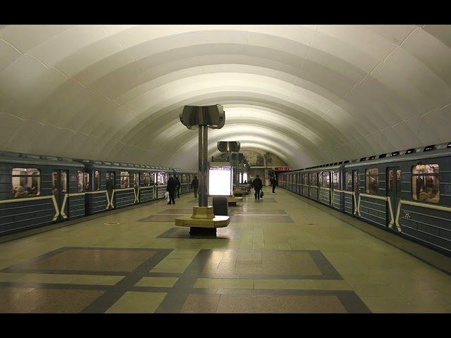 Trainz Simulator 12. Серпуховско-Тимирязевская линия (Алтуфьево-Чеховская)