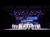 Boombox Crew  Youth Division World of Dance Argentina Qualifier  #WODARG16