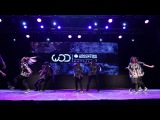 VCLN  Upper Division World of Dance Argentina Qualifier  #WODARG16