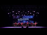 Zona Zero Megacrew  Upper Division World of Dance Argentina Qualifier  #WODARG16