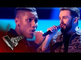 Septimus Prime vs. Craig Ward - 'I'm Yours' The Battles  The Voice UK 2017
