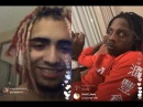 Lil Pump and Famous Dex want to FUCK iCarly on Instagram Live