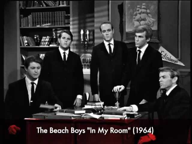 Beach Boys In My Room Live 1964 (Reelin' In The Years Archives)