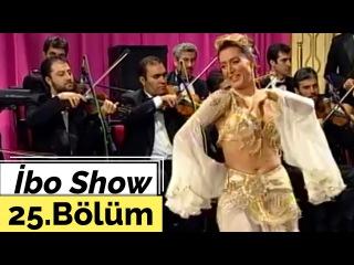 İbo Show - 25. Bölüm (Hakkı Bulut & Azer Bülbül & Güler Işık & Ferman Toprak)(1998)