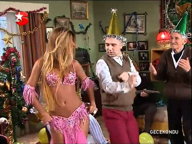31.12.2010 bellydancer on turkish tv serial (gecekondu) 2