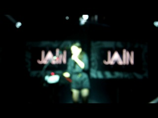 Jain - Son of a Sun live @ Espace Roudour Morlaix 19.11.16