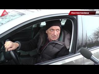 Виїзд з Південного Костянтинівського шляхопроводу - не для авто! - Новини До ТеБе