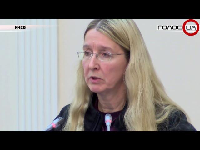 Супрун и Тодуров: конфликт набирает обороты