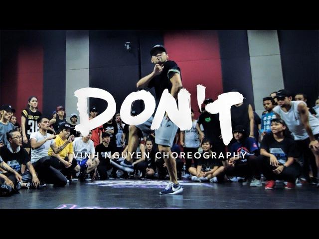 Don't - Bryson Tiller   Vinh Nguyen Choreography   Summer Jam Dance Camp 2016