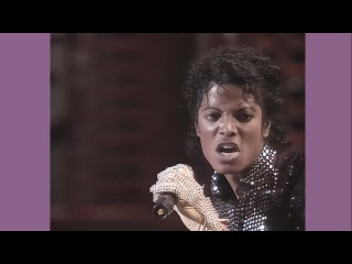 Michael Jackson - Billie Jean (Moonwalk) Live 1983 Clean HD
