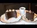 Шоколадный крем-мусс Шантильи от Эрве Тиса