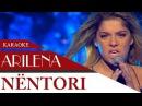 Nëntori - Arilena Ara ( Karaoke Version/\Cover, Instrumental with lyrics )