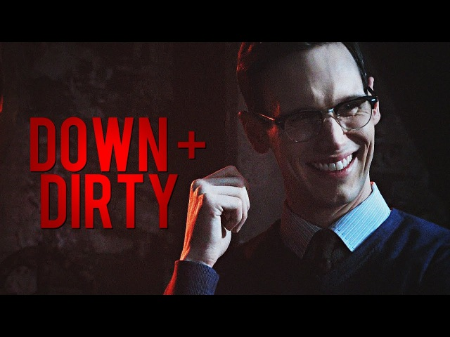 Down dirty [nygmobblepot week] day 4 ► sexy