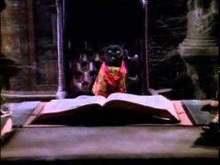 Sabrina the teenage witch (halloween scene)